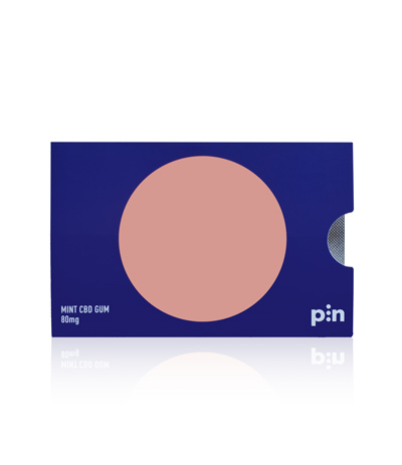 Pin CBD Gum