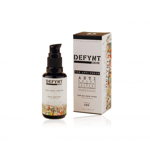 Defynt Skin Serum