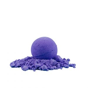 Sleep CBD Bath Bomb by Kush Queen