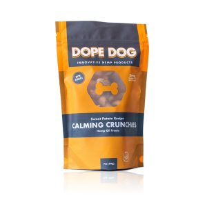 Dope Dog CBD Calming Crunchies Sweet Potato 3mg