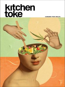 FREE Kitchen Toke magazine with a purchase of $30 or more