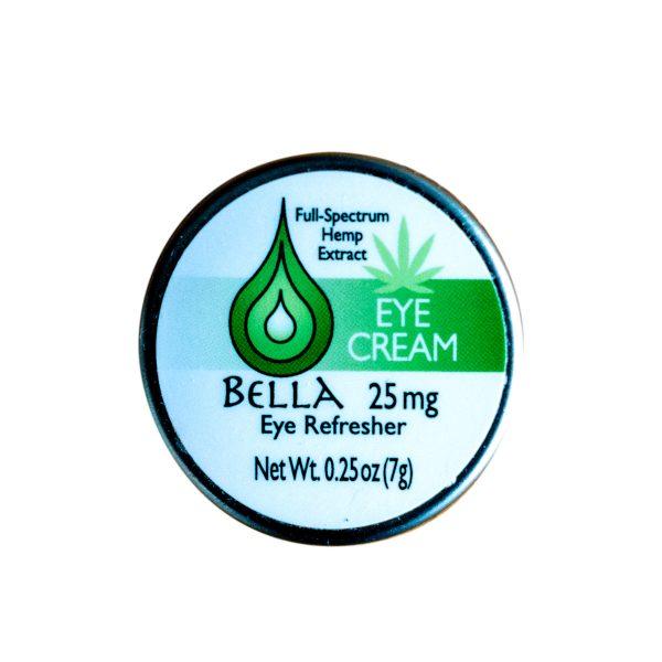 Bella Eye Cream overhead