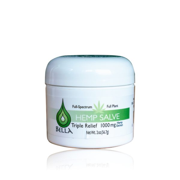 Bella CBD Hemp Salve