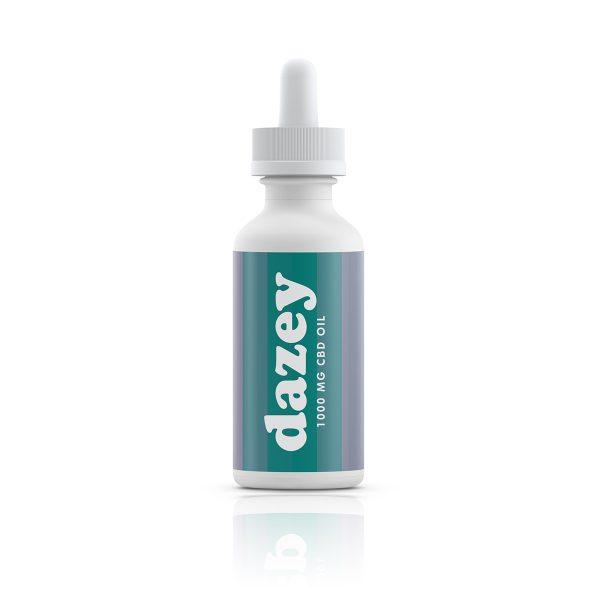 Dazey Extra CBD Oil 1000mg