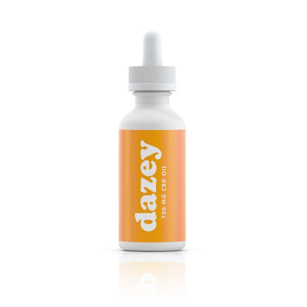 Dazey Regular CBD Oil 700mg