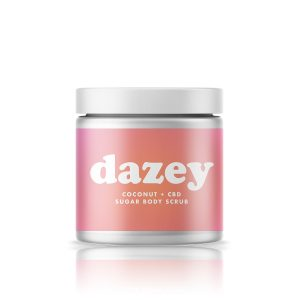 Dazey CBD Sugar Body Scrub