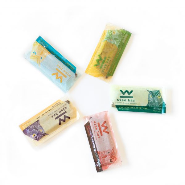 Wise Bar Sampler Pack
