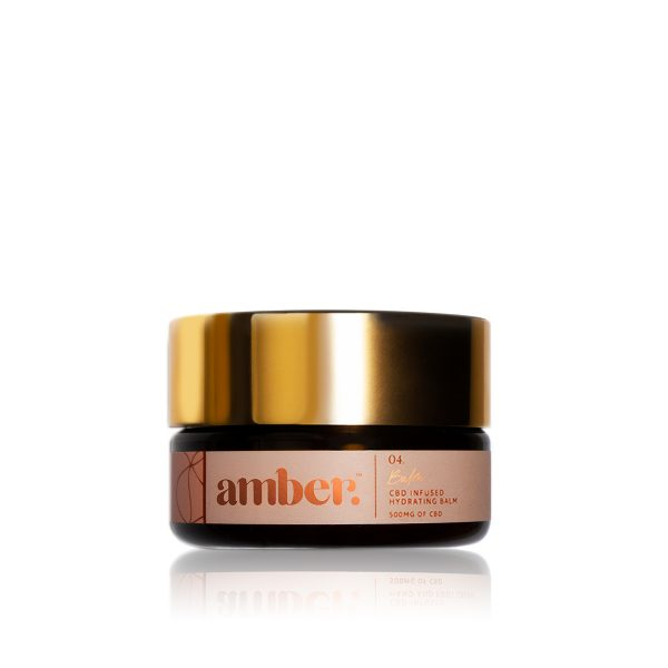 Amber 04 infused hydrating balm