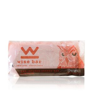 Wise Bar Mexican Chocolate CBD bar