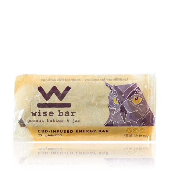Wise Bar Peanut Butter and Jam