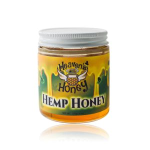 Heaven's Honey CBD Honey