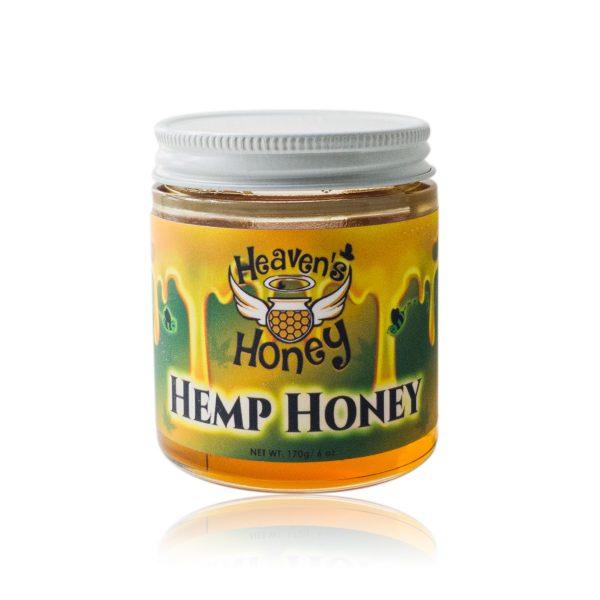 Heaven's Honey CBD Honey