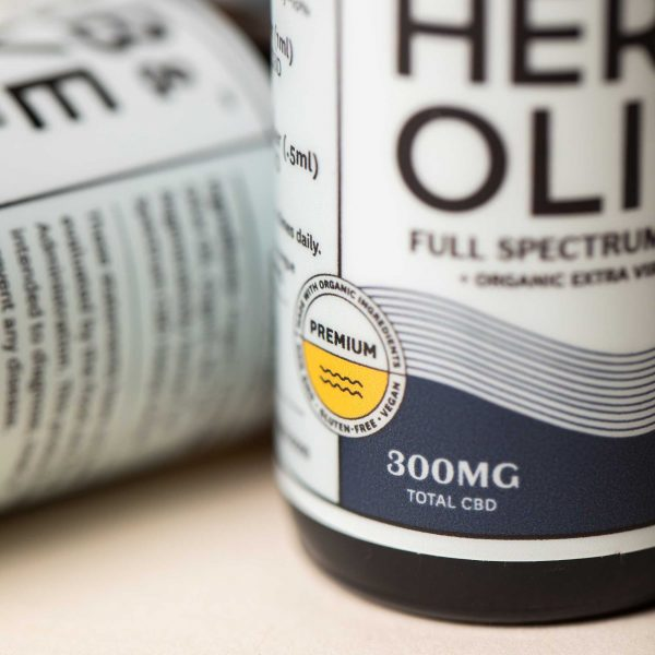 Herb and Olive 300mg Tincture