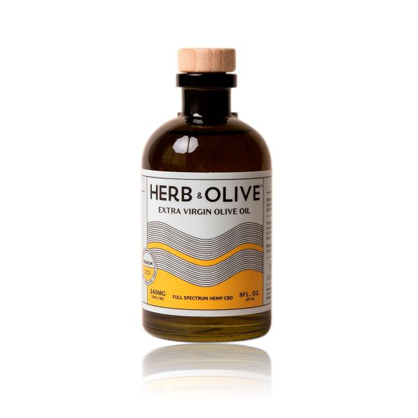 Extra Virgin Olive Oil 240mg