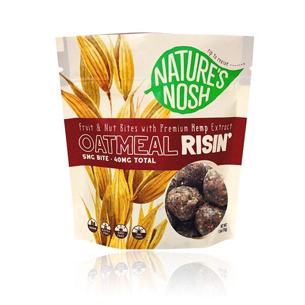 Nature's Nosh Oatmeal Risin