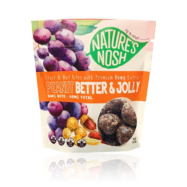 Peanut Better and Jolly from Nature's Nosh