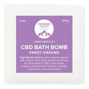 Pocono Organics Bath Bomb Reclaim