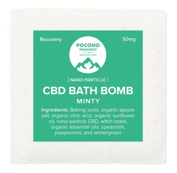 Pocono Organics Bath Bomb Recovery